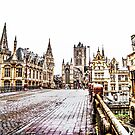 Old Town Gand by FelipeLodi