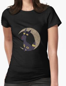 Umbreon set Womens Fitted T-Shirt