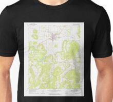 USGS TOPO Map Arkansas AR Prairie Grove 259448 1970 24000 Unisex T-Shirt