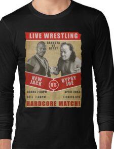 New Jack VS Gypsy Joe Long Sleeve T-Shirt