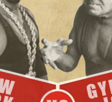 New Jack VS Gypsy Joe Sticker