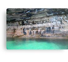 Pictured Rock National Lakeshore 24 Metal Print