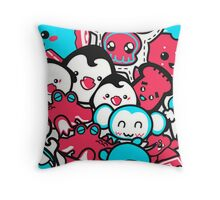 Happy Party Throw Pillow