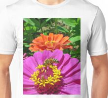 Happy Honeybee Unisex T-Shirt