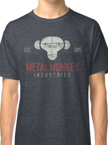 Metal Monkey Industries Logo  Classic T-Shirt