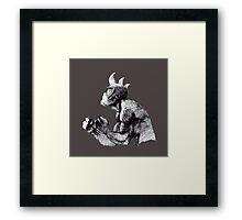 Berzerker Framed Print