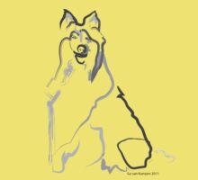 Cool-T-shirt - dog - Lassie Kids Clothes