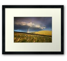 Yorkshire Elements Framed Print