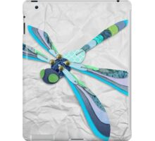 Paper Dragonfly iPad Case/Skin
