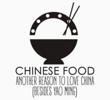 Chinese Food, Another Reason To Love China Kids Clothes