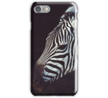 Cebra iPhone Case/Skin