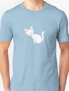 Snowflake the Cat Unisex T-Shirt