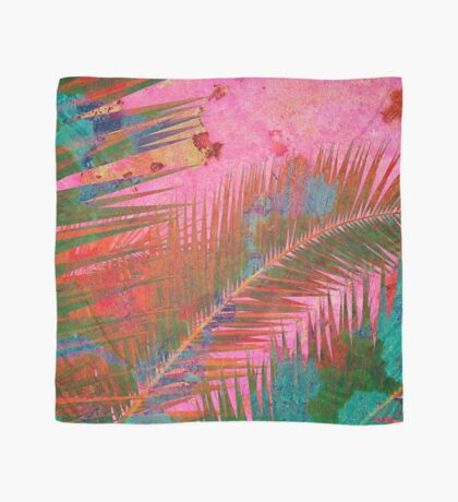 Palm leaves for Frida Scarf