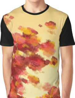 Sunset in autumn Graphic T-Shirt