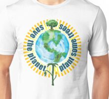 Save The Planet, Plant Some Trees Unisex T-Shirt