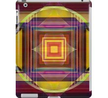 Concentric Geometry iPad Case/Skin