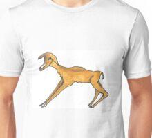 blesbok antelope Unisex T-Shirt