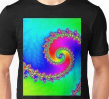 Fractal Swirl Unisex T-Shirt