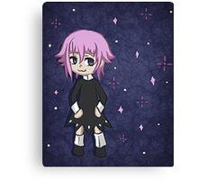 Cute Chibi Crona- Soul Eater Canvas Print