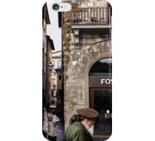 Florence wandering iPhone Case/Skin