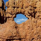 Window. Bryce Canyon National Park. Utah by Alex Preiss