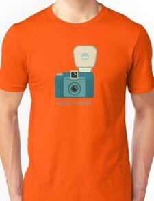 Boone Shepard Camera Unisex T-Shirt