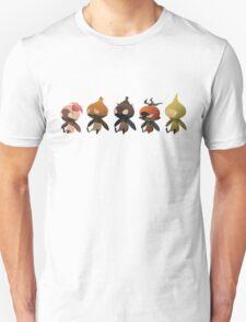 The Mandragoras –V2 – Doll-Style Unisex T-Shirt