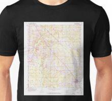 USGS TOPO Map Arkansas AR Fouke 258503 1952 24000 Unisex T-Shirt