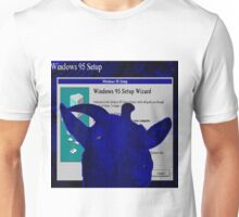 Windows 95 is the GOAT Unisex T-Shirt