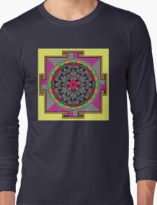 ARCHON ROSE 53 Long Sleeve T-Shirt