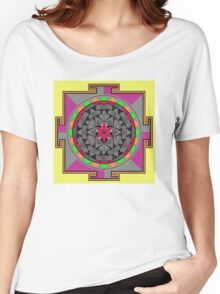 ARCHON ROSE 53 Women's Relaxed Fit T-Shirt