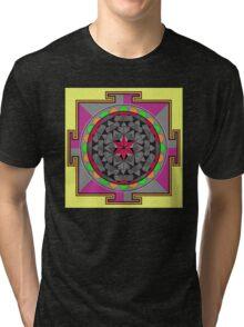 ARCHON ROSE 53 Tri-blend T-Shirt