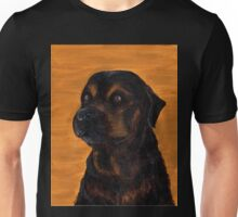 Rottie Bullmastiff Mix Unisex T-Shirt