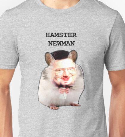 Hamster Newman  Unisex T-Shirt