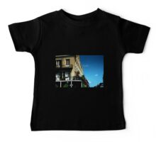 Old French Quarter Buildings Baby Tee