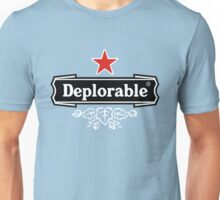 Deplorable Design Unisex T-Shirt