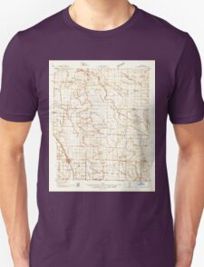 USGS TOPO Map Arkansas AR England 259964 1937 48000 Unisex T-Shirt
