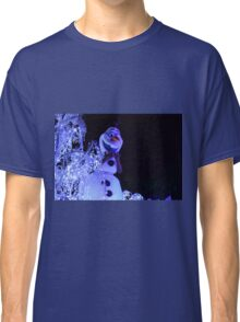 Olaf Paint the Night Classic T-Shirt
