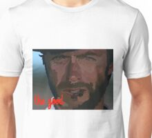 Man With No Name Unisex T-Shirt