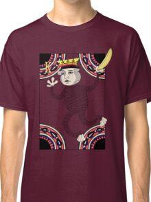 Monkey King Fool for Love Classic T-Shirt