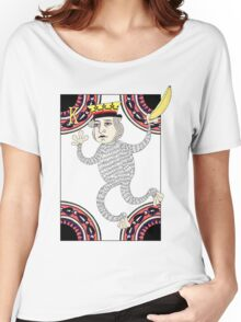 Monkey King Fool for Love Women's Relaxed Fit T-Shirt