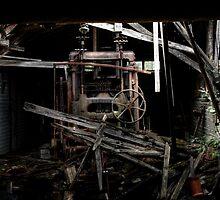 21.8.2014: Abandoned Sawmill by Petri Volanen