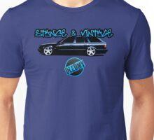 DLEDMV - E34 Stance & Vintage Unisex T-Shirt