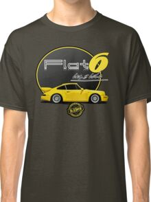 DLEDMV - Flat 6 Inside Classic T-Shirt