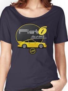 DLEDMV - Flat 6 Inside Women's Relaxed Fit T-Shirt
