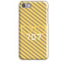707   Glasses iPhone Case/Skin