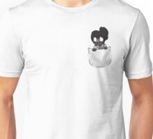Pocket Platinum Unisex T-Shirt