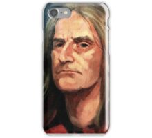 Portrait of Claude iPhone Case/Skin