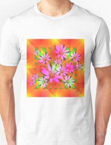 Delicate Daisies Unisex T-Shirt