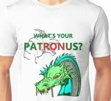 Who What's Your Patronus Unisex T-Shirt